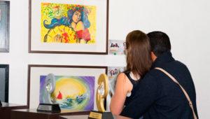 Trazos de Luz, exposición de arte de FUNDAL | 2019