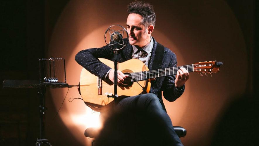 Tributo al cantautor uruguayo Jorge Drexler en Guatemala   Octubre 2019