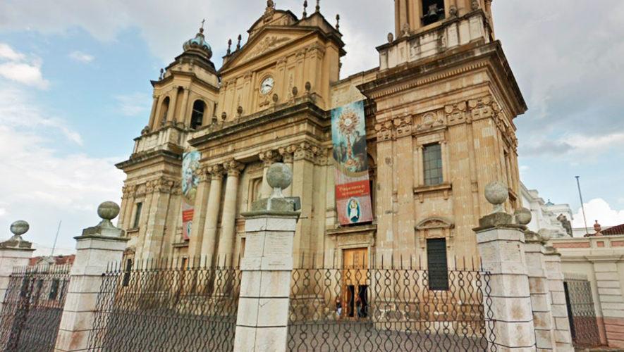 Visita a las criptas de la Catedral Metropolitana | Noviembre 2019