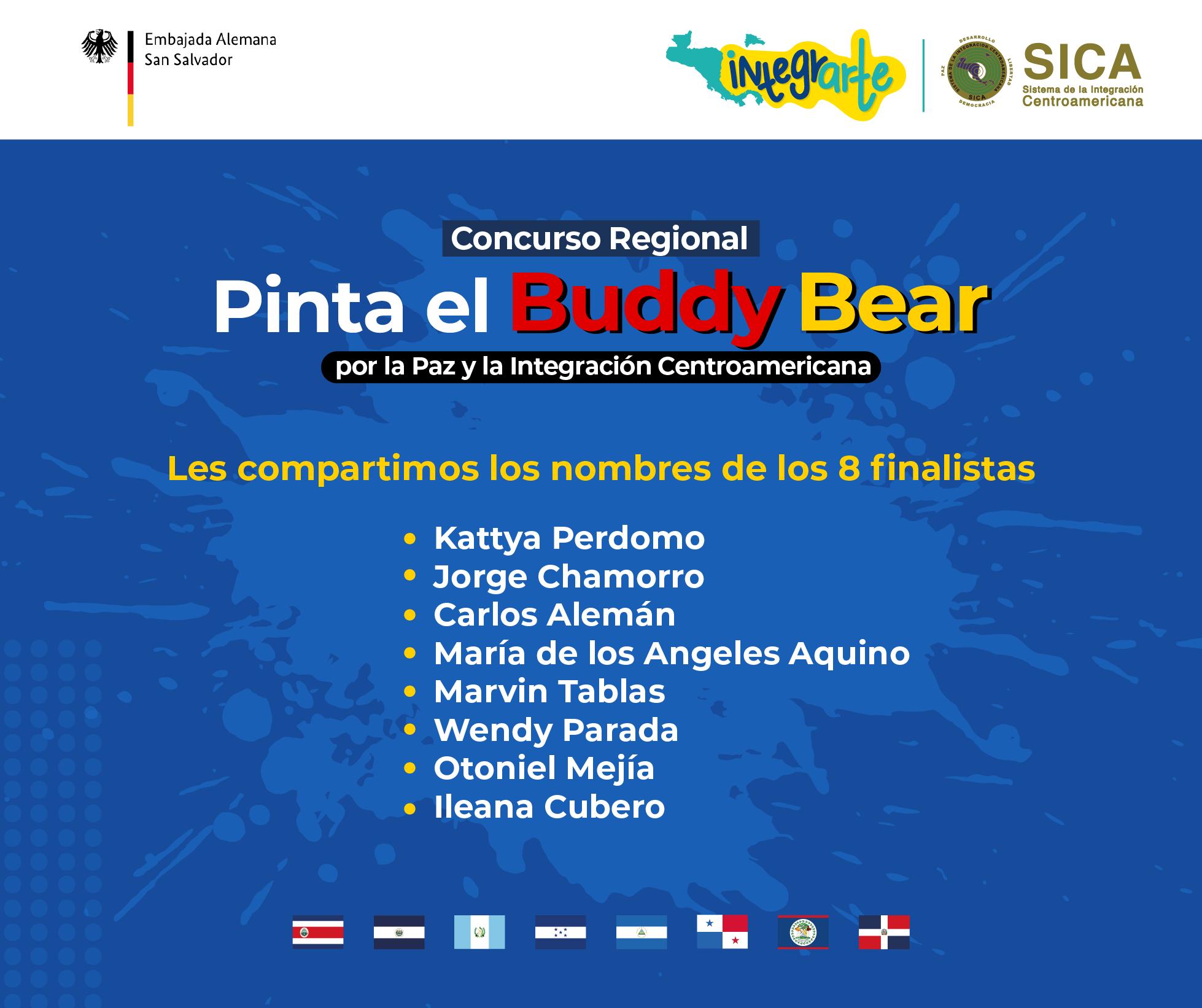 Vota por Guatemala en la competencia por el mejor Buddy Bear de Centroamérica
