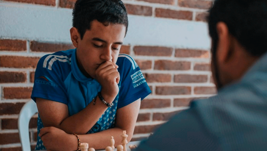 Wilfred García se convirtió en el Maestro FIDE más joven de Centroamérica