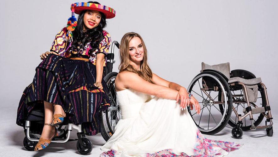 certamen inclusivo para señoritas en silla de ruedas