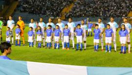 Alineación de Guatemala para el partido amistoso vs. Antigua y Barbuda, noviembre 2019