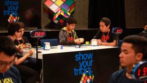 Campeonato Nacional del Cubo de Rubik | Noviembre 2019