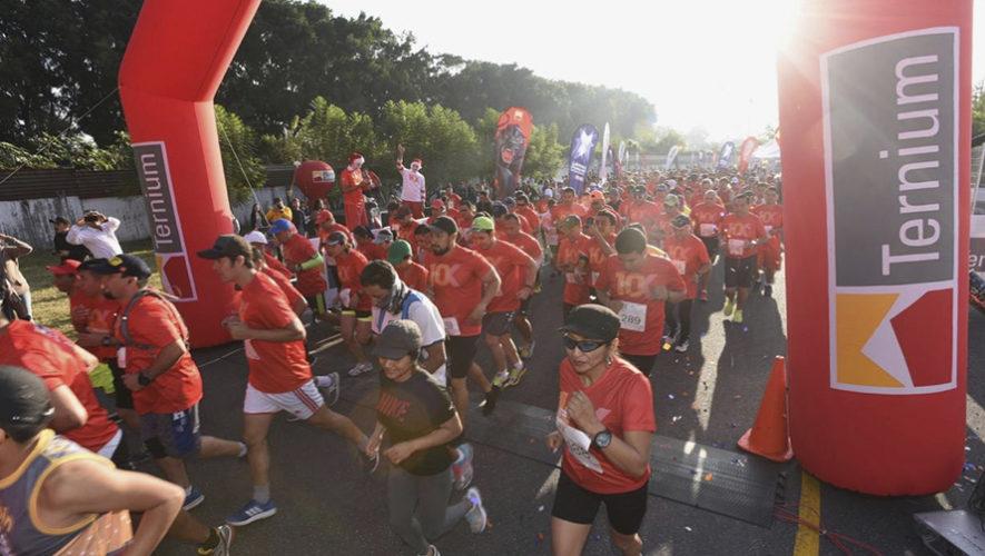 Carrera 10K de Ternium en Villa Nueva | Diciembre 2019