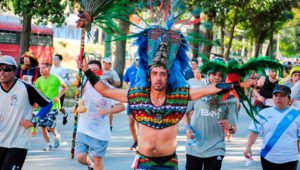 Carrera San Silvestre en la Ciudad de Guatemala | Diciembre 2019