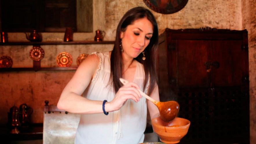 Clase de cocina con chefs guatemaltecos | Diciembre 2019