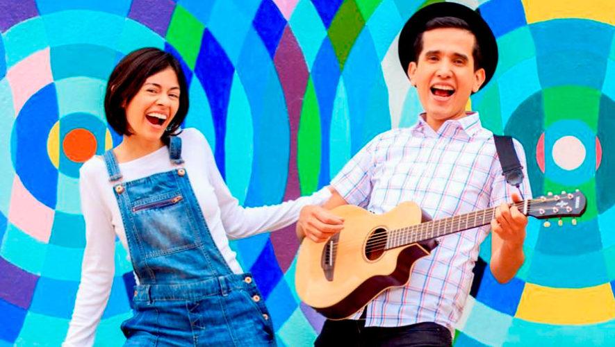 Concierto gratuito de 123 Andrés en Guatemala | Diciembre 2019