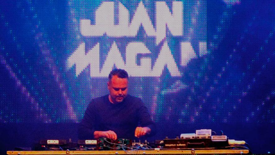 Concierto gratuito de Juan Magan en Guatemala | Diciembre 2019