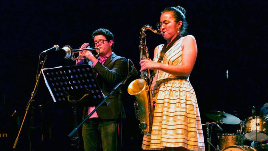 Concierto gratuito de bandas de jazz en Guatemala | Diciembre 2019