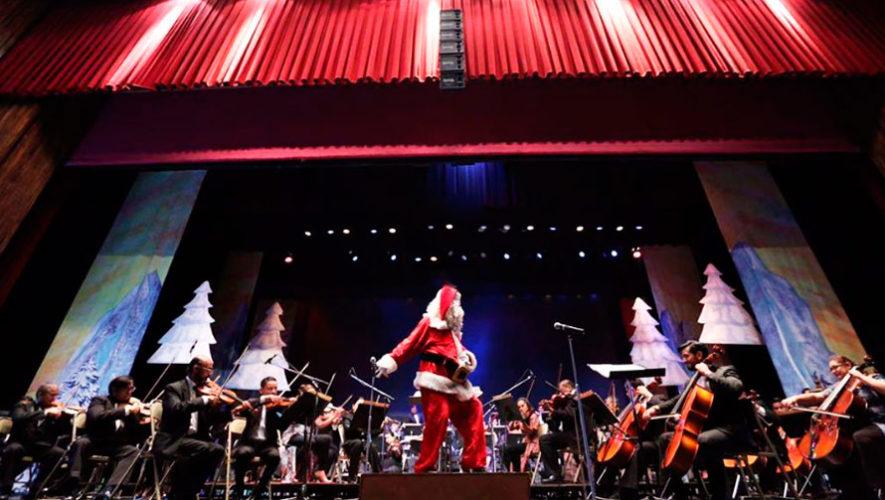 Concierto navideño de la Orquesta Sinfónica Nacional | Noviembre 2019