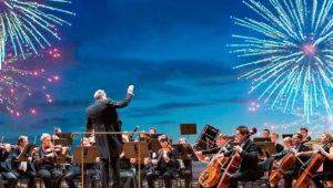 Concierto sinfónico y piromusical en Guatemala | Noviembre 2019