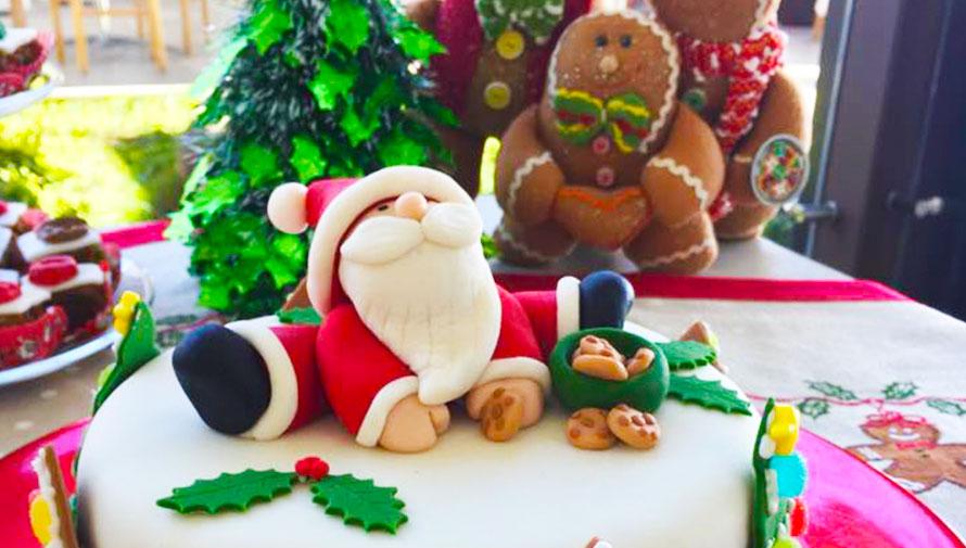 Degustación gratuita de postres navideños