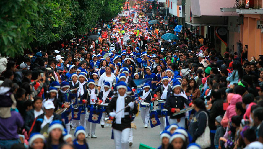 (Foto: Festival Navideño Paseo de la Sexta)