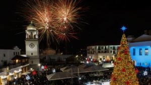 Desfile navideño en Cayalá | Noviembre 2019