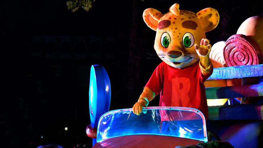 Desfile navideño en Irtra Petapa | Noviembre-Diciembre 2019