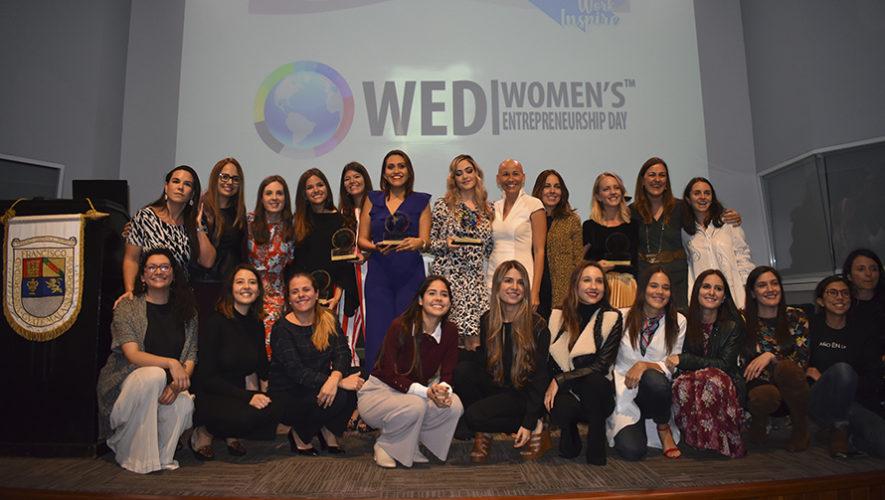 Celebración del Día Internacional de la Mujer Emprendedora en Guatemala | Noviembre 2019