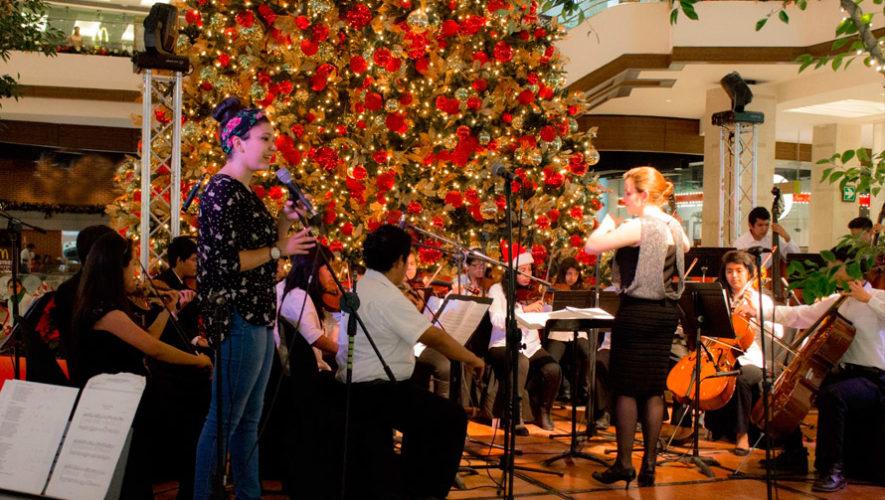 Disfruta de la inauguración de la temporada navideña 2019 en Naranjo Mall