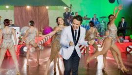 Disfruta del concierto navideño de Carlos Peña y su Big Band en Miraflores