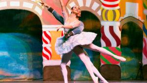 El Cascanueces, por el Ballet de El Salvador en Guatemala   Diciembre 2019