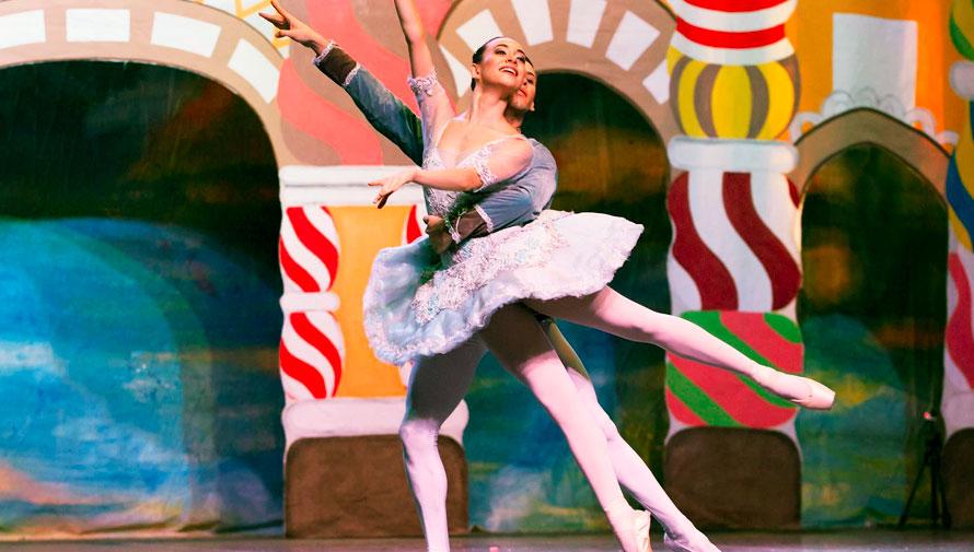 El Cascanueces, por el Ballet de El Salvador en Guatemala