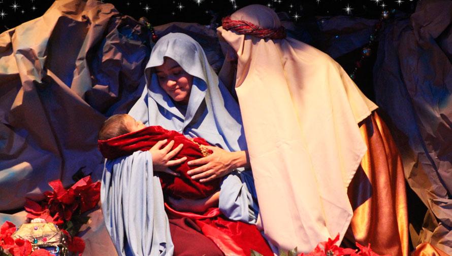 El Niño del Tambor, obra de teatro navideña