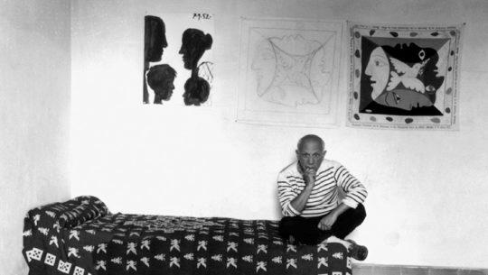 El pintor Pablo Picasso tuvo uno de los ponchos de Momostenango, Totonicapán