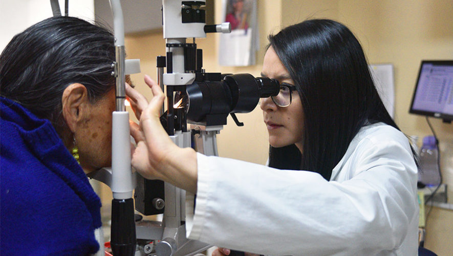 Examen gratuito de la vista para adolescentes y adultos en noviembre 2019