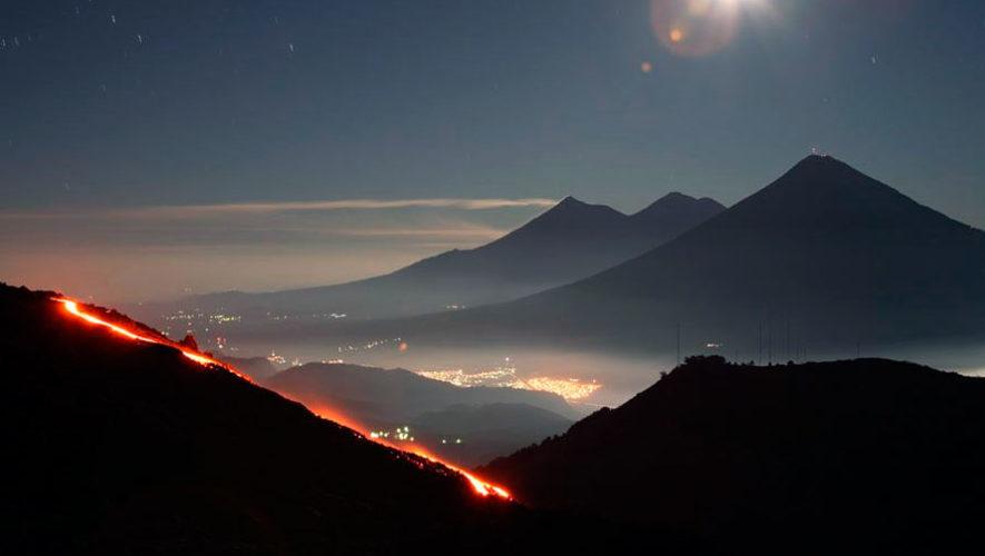 Expedición al Volcán de Pacaya   Diciembre 2019