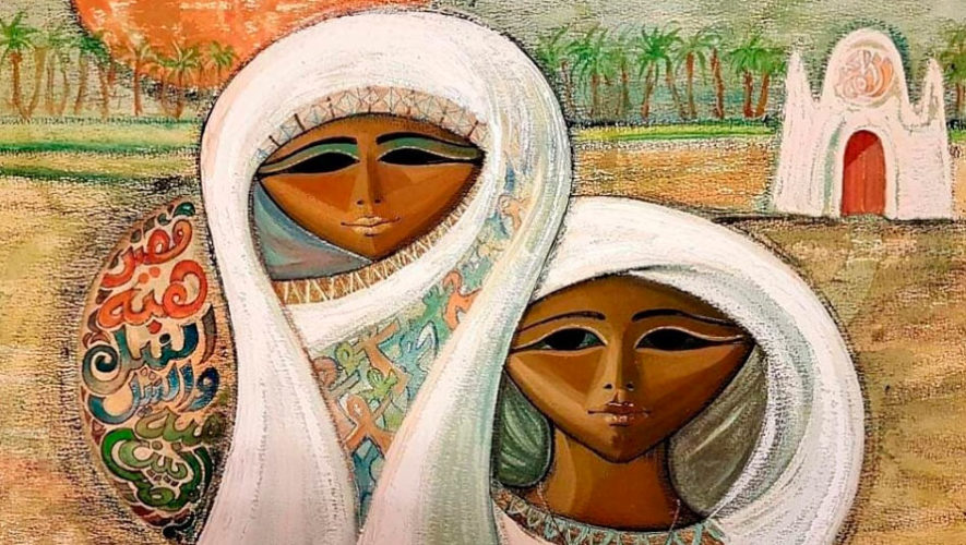 Exposición de arte de Egipto en Antigua Guatemala | Noviembre 2019
