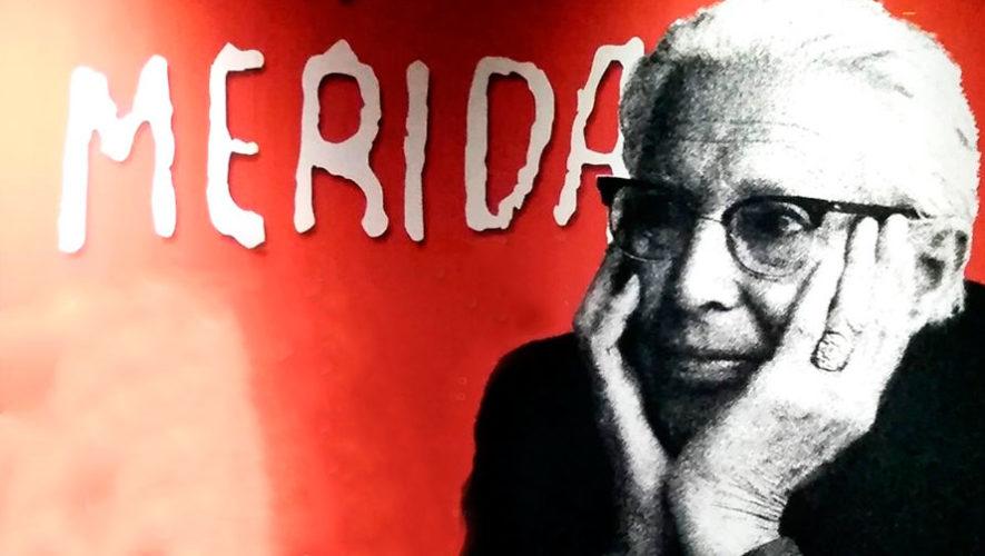Exposición de obras de arte en honor a Carlos Mérida | Diciembre 2019 - Febrero 2020