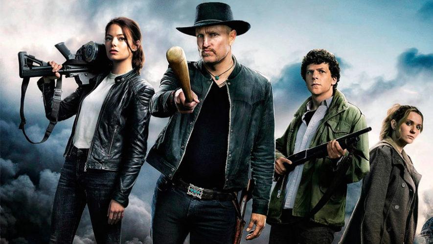 Fecha de estreno de la película Zombieland 2: Tiro de gracia | Diciembre 2019
