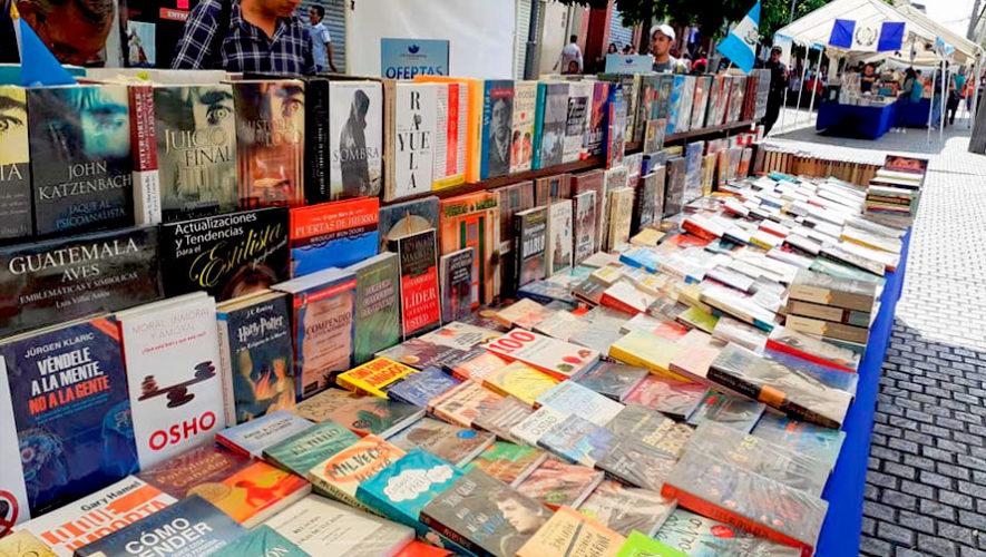 Feria Municipal del Libro en el Paseo de la Sexta | Noviembre 2019