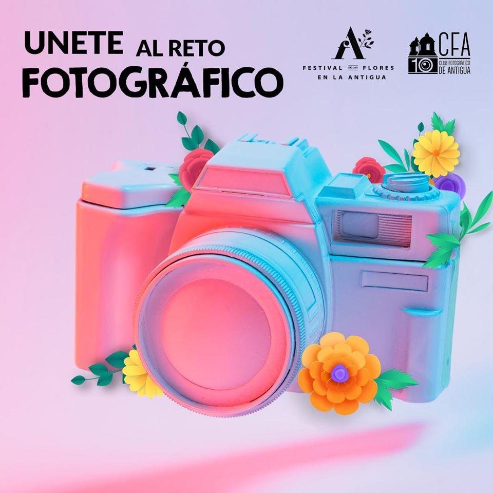 Festival de las Flores en Antigua Guatemala 2019 Convocatoria para concurso de fotografía