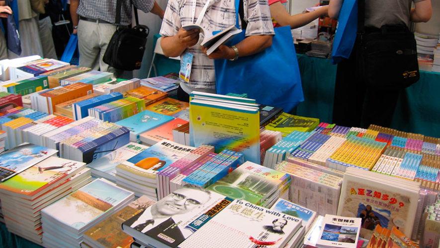 Festival de libros y librerías en Guatemala | Noviembre 2019