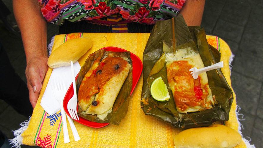 Festival del Tamal en Guatemala   Noviembre 2019