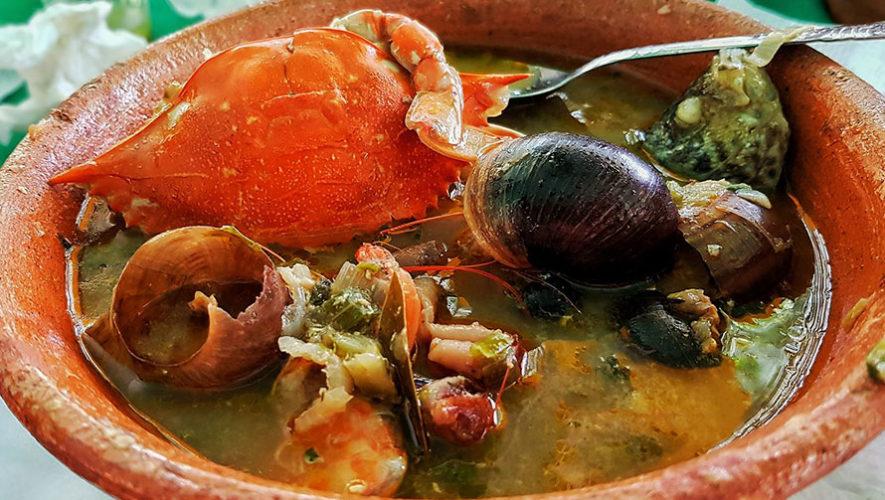 Festival gastronómico en Amatitlán | Diciembre 2019