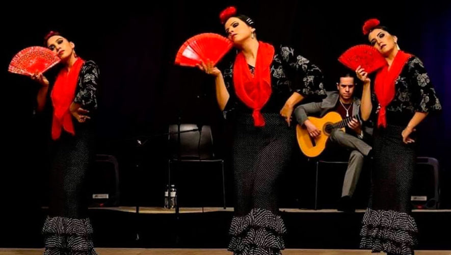 Festival gratuito de flamenco en Antigua Guatemala | Noviembre 2019