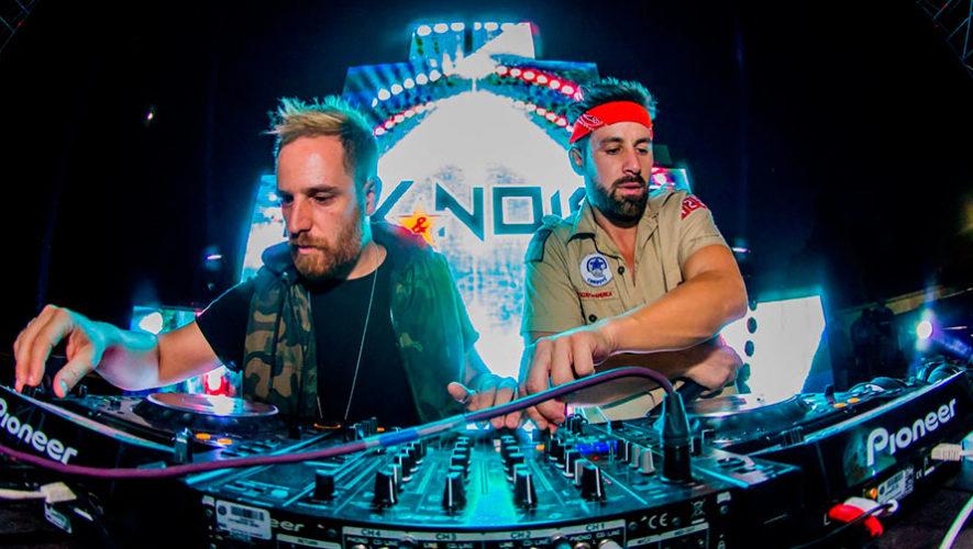 Fiesta con Mix and Noise en Guatemala   Noviembre 2019