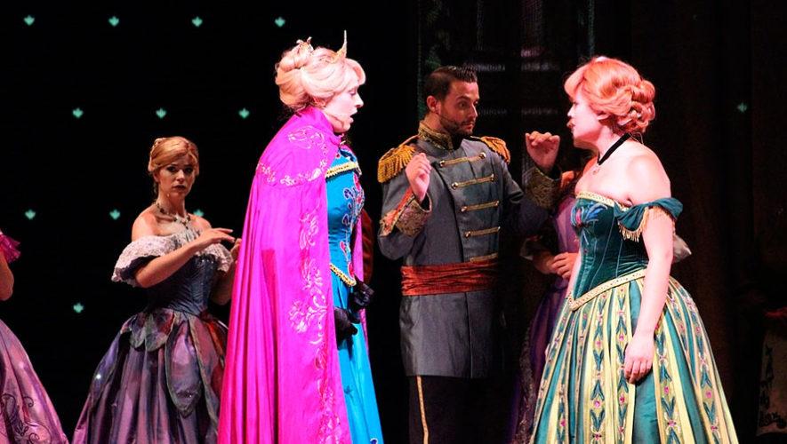 Frozen, obra de teatro musical para niños | Octubre - Diciembre 2019