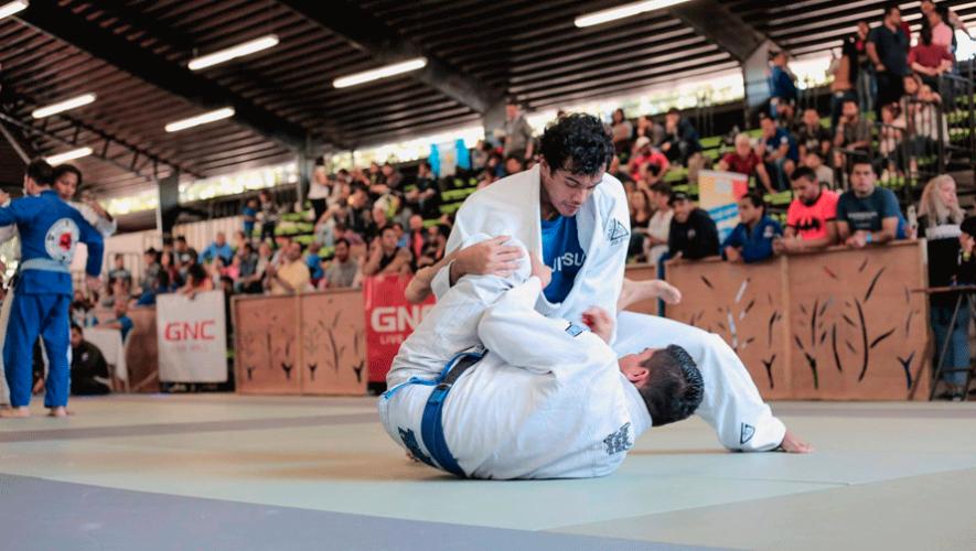 GT Open de Jiu Jitsu | Noviembre 2019