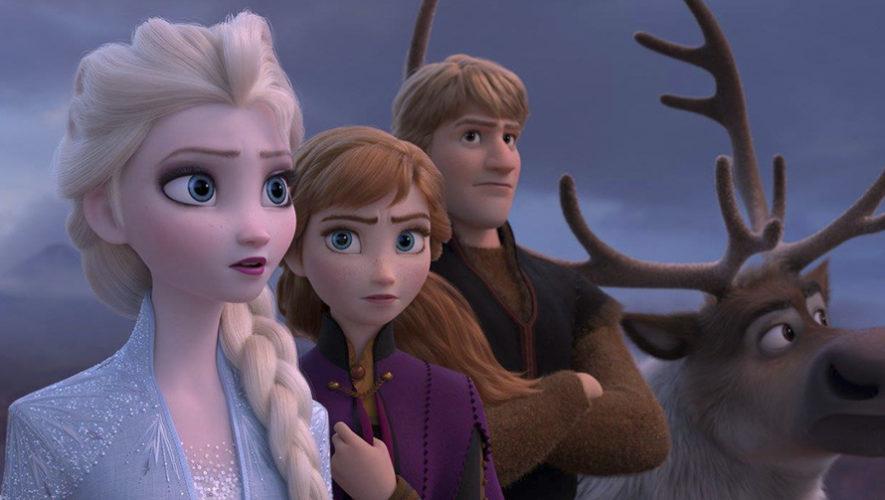 Gana entradas triples para ver Frozen 2 en Guatemala | Noviembre 2019