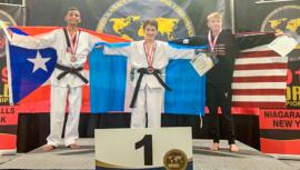 Guatemala brilló con 37 medallas en el Mundial WKC 2019 en Estados Unidos