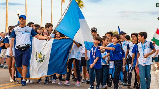 Guatemala, el país latinoamericano con más medallas en el Mundial de Biathle y Triathle 2019