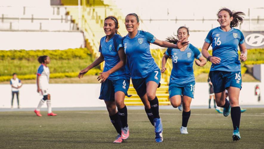 Guatemala se proclamó subcampeona del Torneo Sub-20 Femenino Uncaf 2019