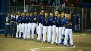 Guatemala vs. Estados Unidos por el Panamericano Juvenil de Sóftbol   Noviembre 2019