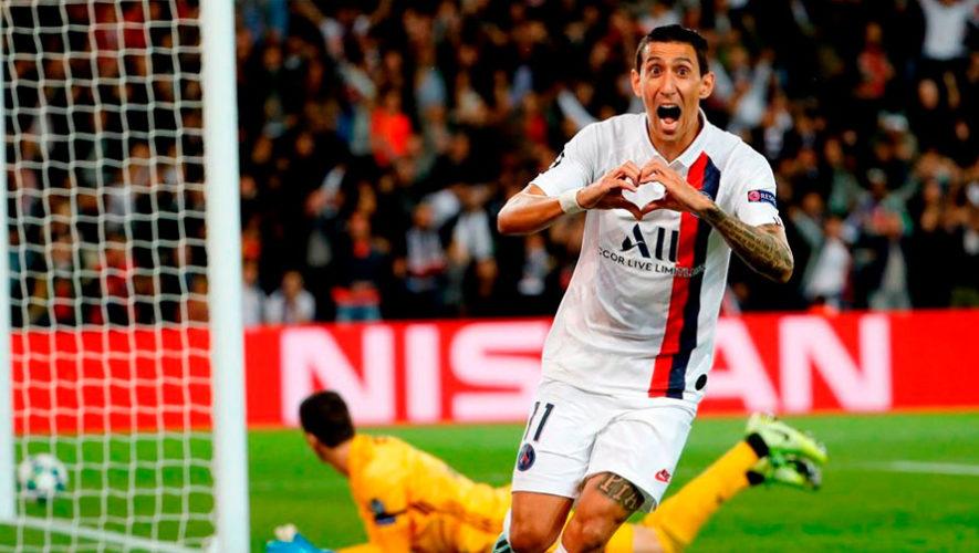 Horarios para ver los partidos de la jornada 5 por la UEFA Champions League 2019-2020 en Guatemala