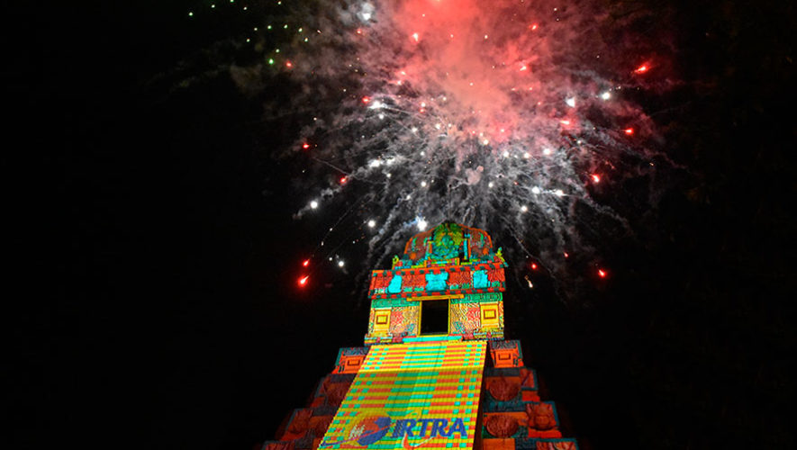 Inauguración de la temporada navideña en Irtra | Noviembre 2019