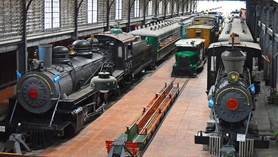 Inauguración de la temporada navideña en el Museo del Ferrocarril | Noviembre 2019