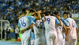 Jugadores convocados de la selección de Guatemala para los partidos de noviembre 2019